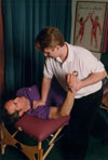 Head, Neck, Shoulder and Arm Massage 9